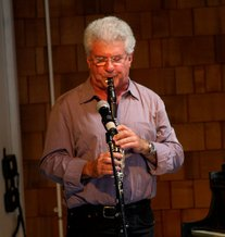 Tom Ranier clarinet