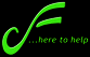 CJF Logo Black Background 4