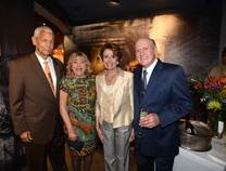 Cork Mike with Julian Bond and Nancy Pelosi 2